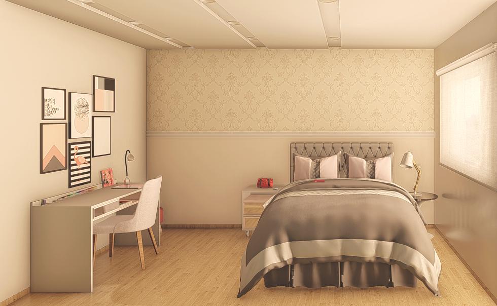Projeto de quarto
